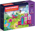 Magformers Princess castle 78P Set