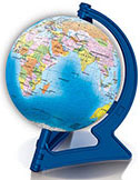 Pintoo 3D Пазл  Глобус на подставке (240 деталей)