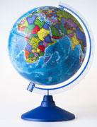 GLOBEN Глобус Земли политический 250 серия Евро