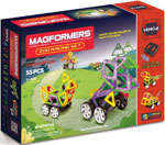 Magformers Zoo Racing Set 55
