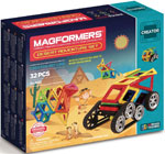 Magformers Adventure Desert 32 set