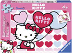 Мир Hello Kitty (2 пазла х 20 эл)