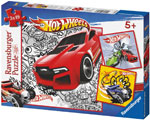 Машины Hot Wheels (3 пазла х 49 эл.)