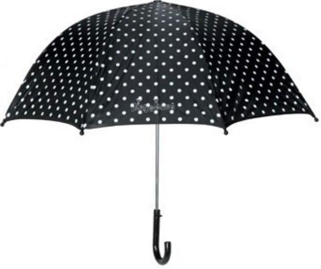 PLAYSHOES Зонтик Горох черный