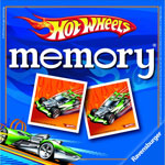Мемори Hot Wheels (Ravensburger)